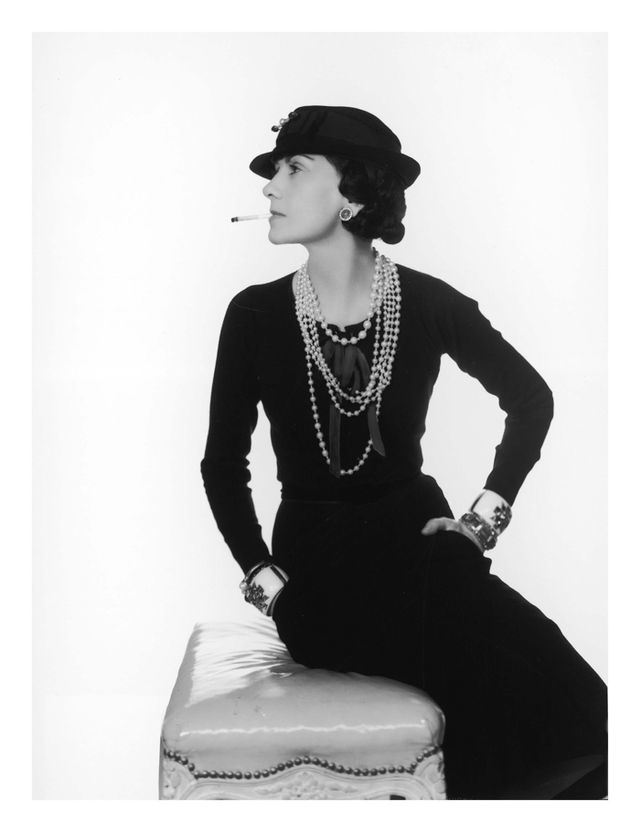 6. Coco Chanel initially built her reputation in Paris on her hats.