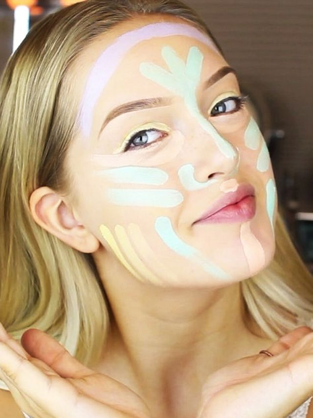 Skip Contouring and Just Try Colour Correcting Instead