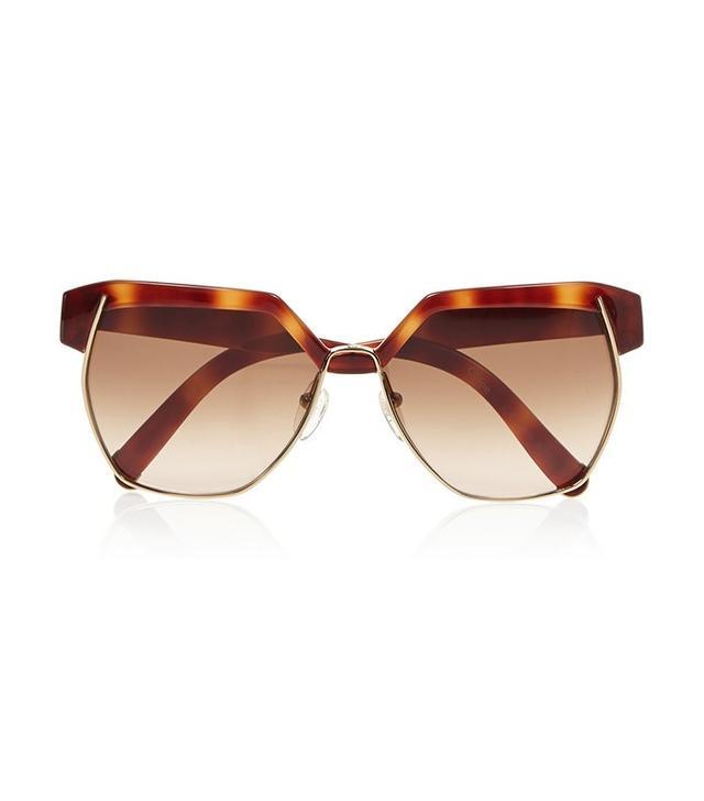 Chloé Acetate Sunglasses