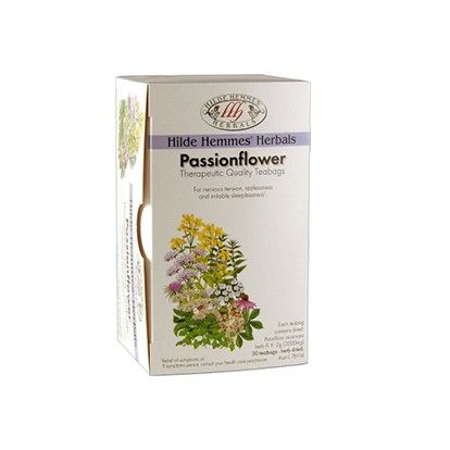 Hilde Hemmes Passionflower Teabags