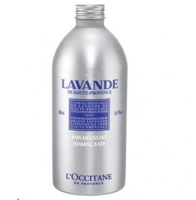 LÓccitane Lavendar Foaming Bath