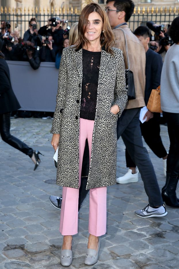 WHO: Carine Roitfeld