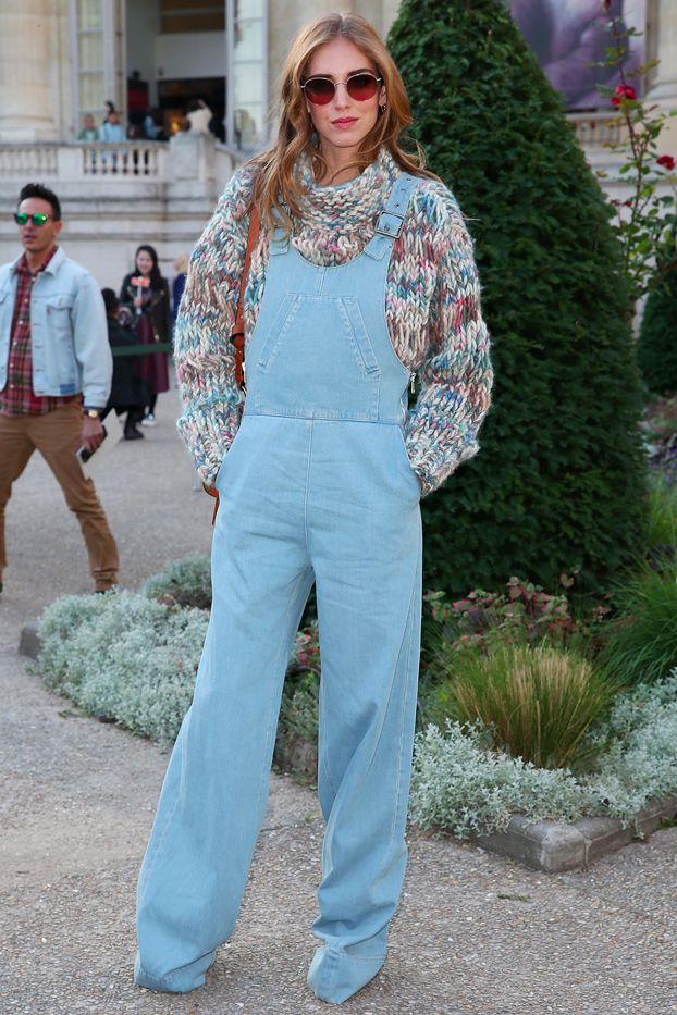 WHO: Chiara Ferragni