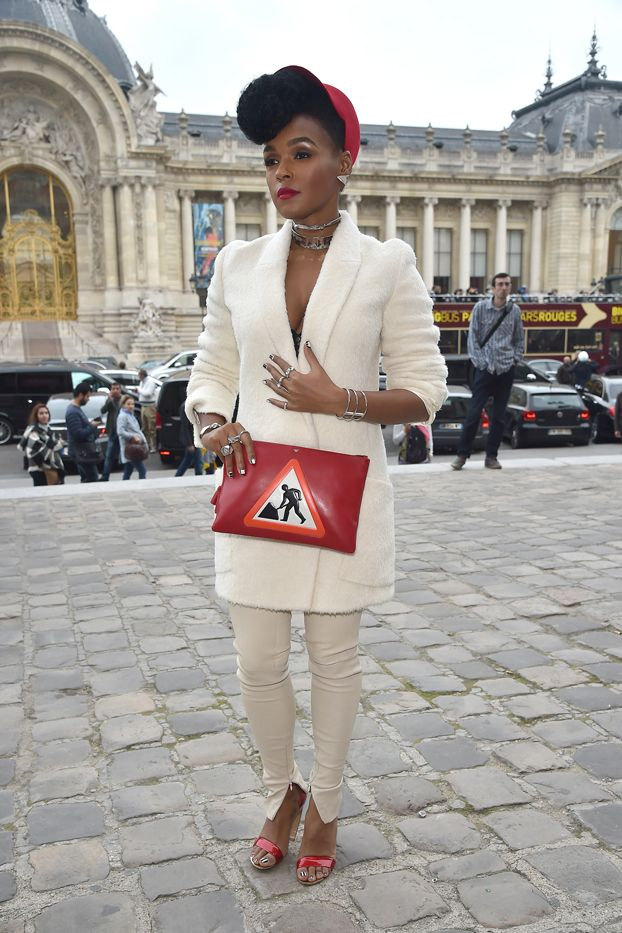 WHO: Janelle Monáe