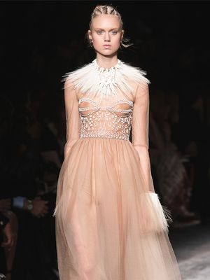 Every Single Look From Valentino Spring 2016