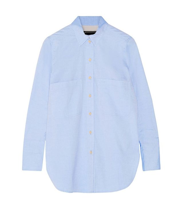 By Malene Birger Cotton Oxford Shirt