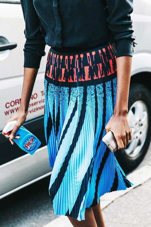 #4: Pleated Skirts