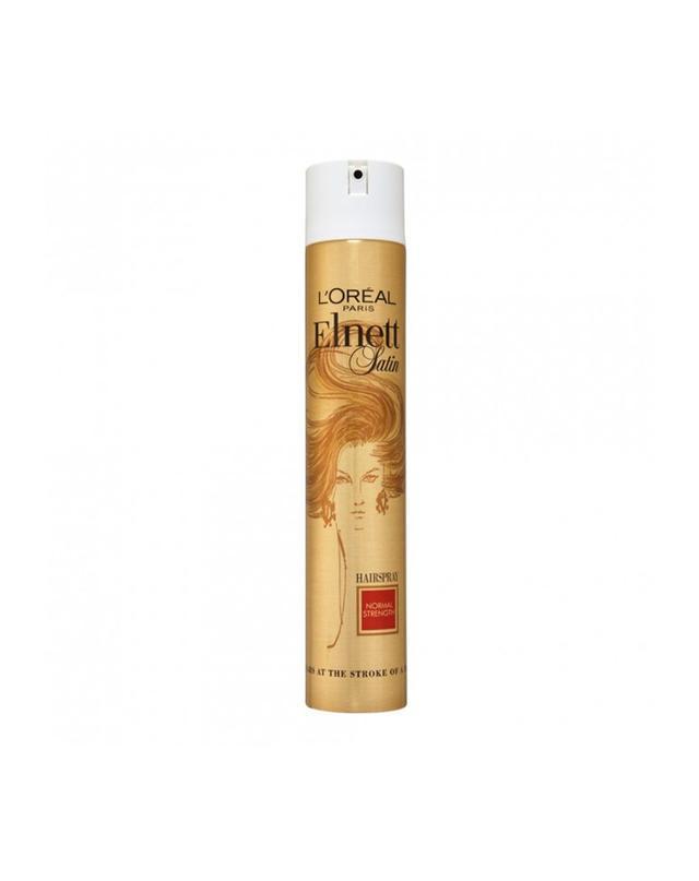 L'Oreal Paris Elnett Satin Normal Strength Hairspray