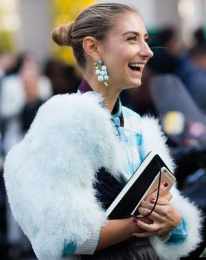 7 Hairstyles That Show Off Your Oversized Earrings