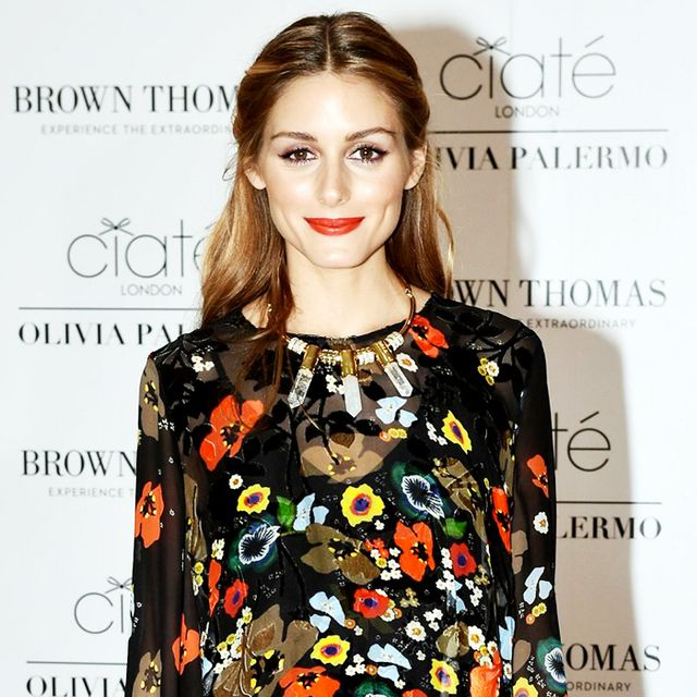 The Olivia Palermo-Approved Way to Wear Floral
