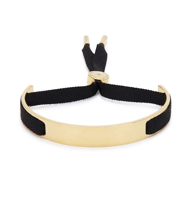 Marc By Marc Jacobs Gold Tone Bracelet