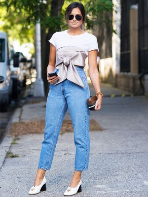 How to Style Your White T-Shirt Now