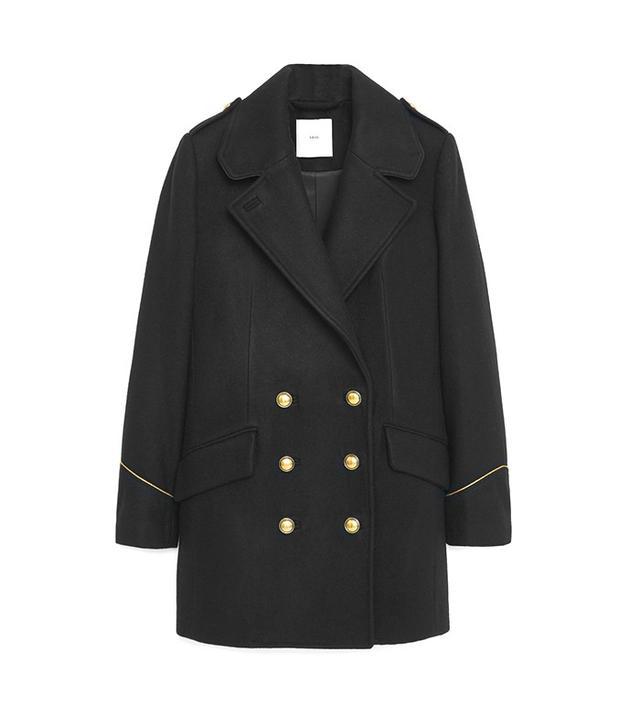 Mango Double-Breasted Kate Coat