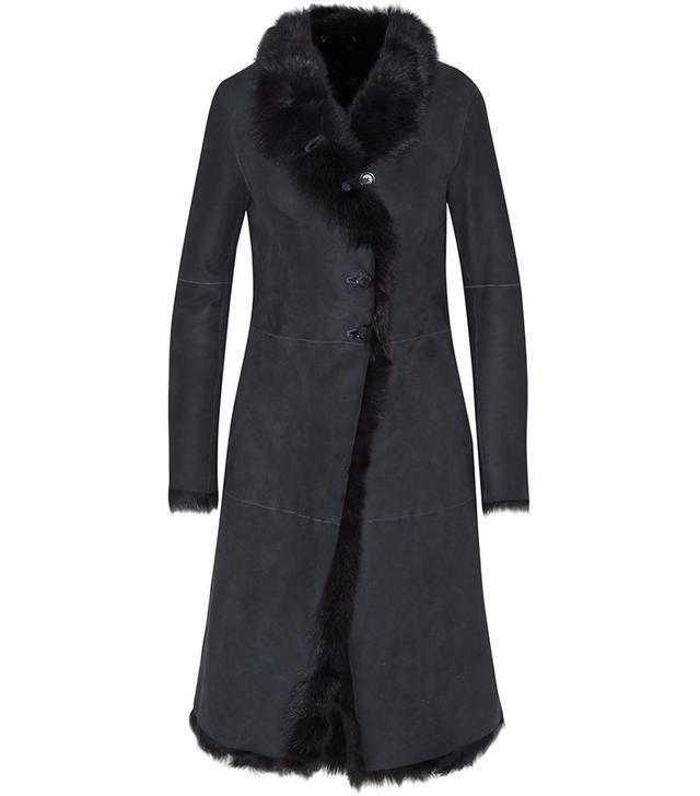 Joseph Luxe Shearling Coat