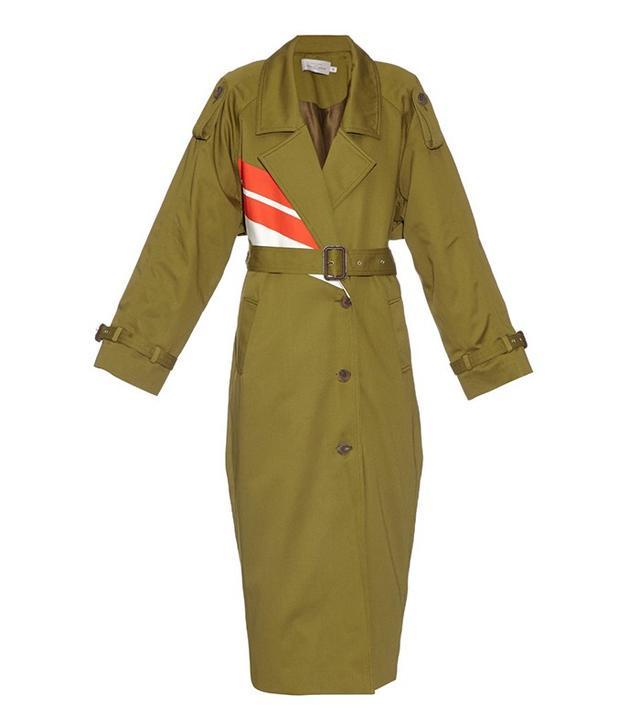 Preen by Thornton Bregazzi Warwick Stripe Coat