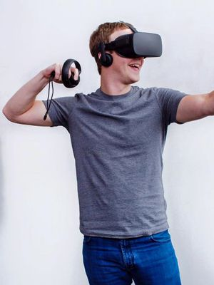 Why Mark Zuckerberg Thinks Virtual Reality Is the Next Big Thing