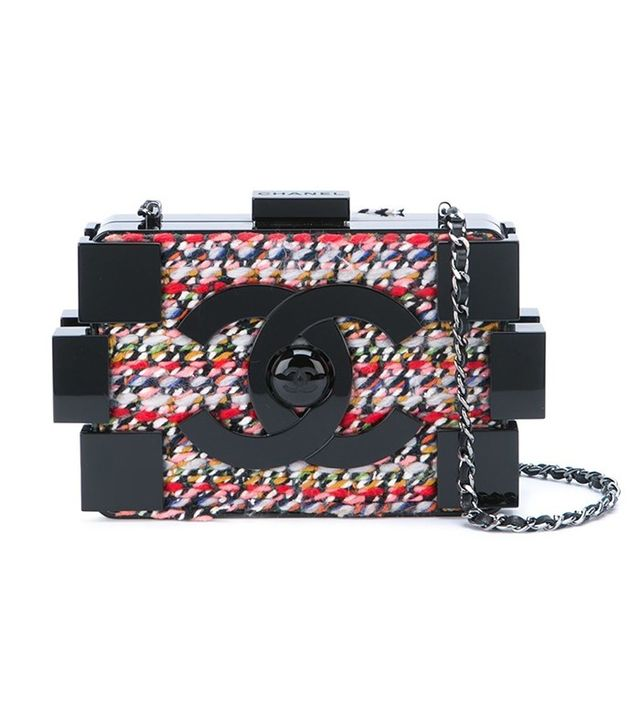 Chanel Lego Crossbody Bag