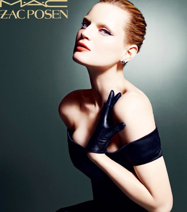 MAC and Zac Posen Are Creating a Makeup Line Together