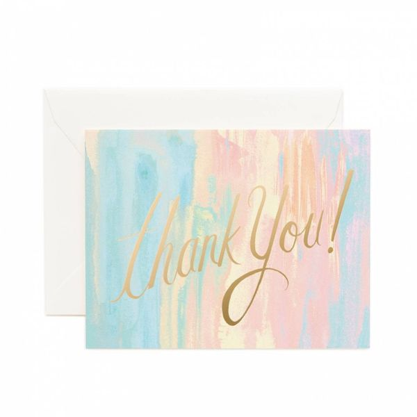Rifle Paper Co. Thank You Card