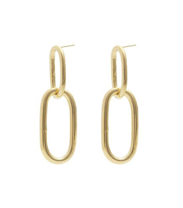 Ivy Liv Dionysos Gold Earrings