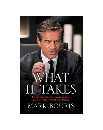 Mark Bouris What it Takes