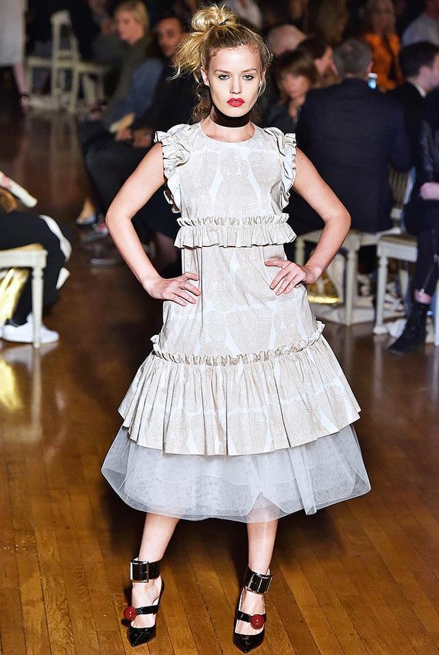 Model: Georgia May Jagger