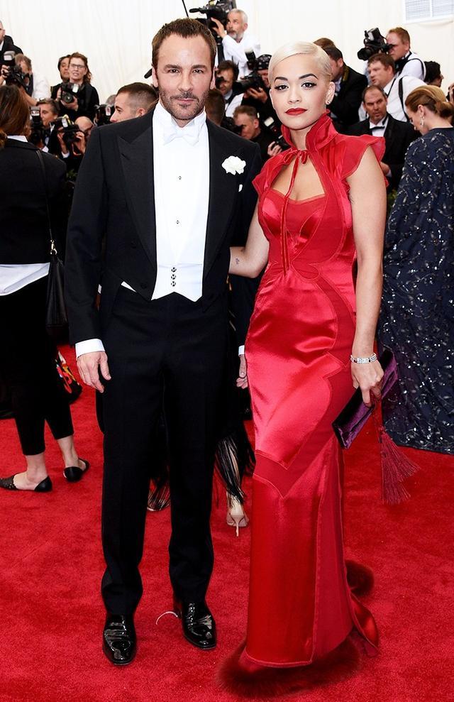 Red Carpet: Tom Ford