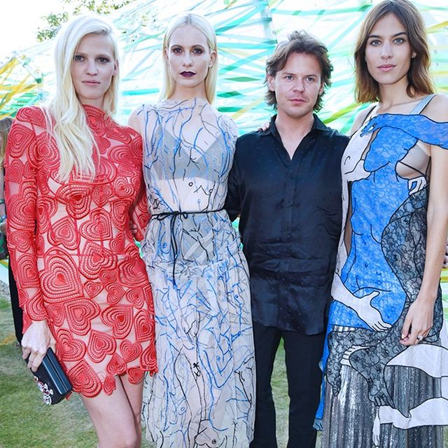 British Fashion Awards 2015 Nominations Are In!