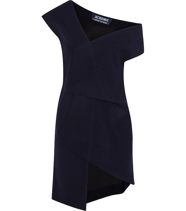 Jacquemus Asymmetric Dress