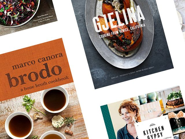 14 New Cookbooks We're Dying to Get Our Hands On