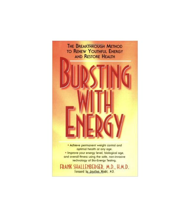 Frank Shallenberger Bursting With Energy