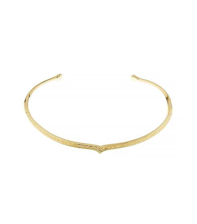 Aurélie Bidermann Apache Gold Plated Necklace