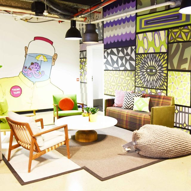 Instagram's Sydney Office is as Cool as You'd Expect