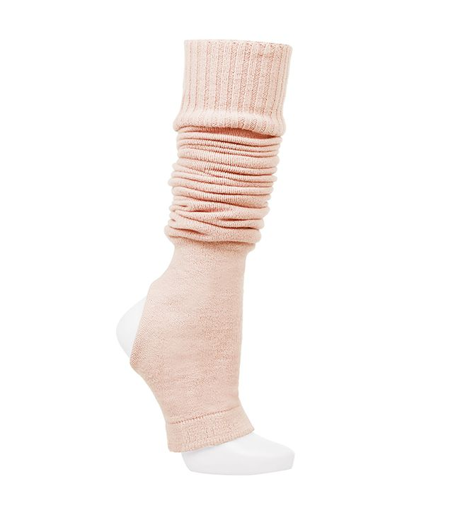 Ballet Beautiful Lily Knitted Jersey Legwarmers