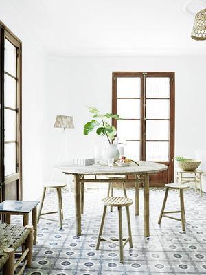 Inside a Rustic Mallorca Apartment With a Scandinavian Twist