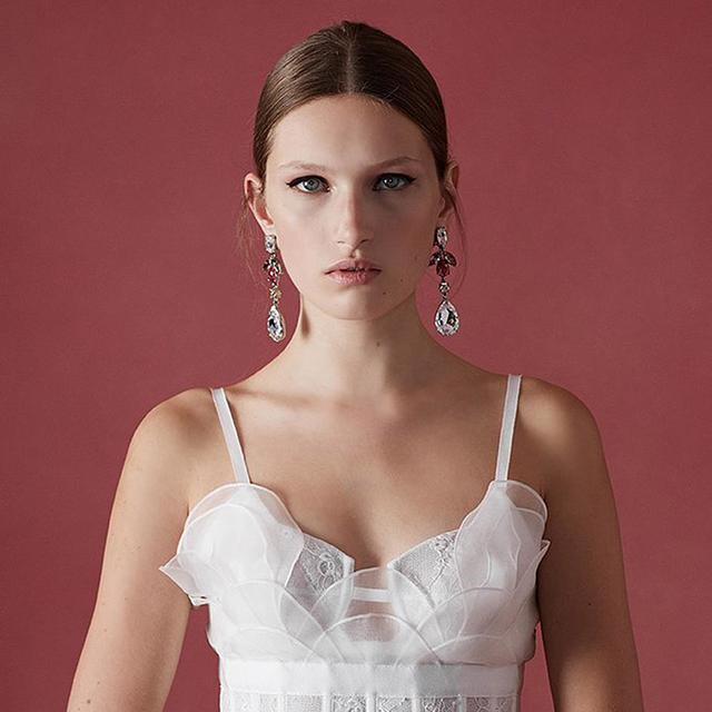 See Oscar de la Renta's Latest Wedding Gowns—Dress 12 Is Insane!