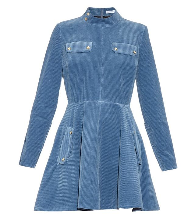 J.W. Anderson Corduroy Mini Dress