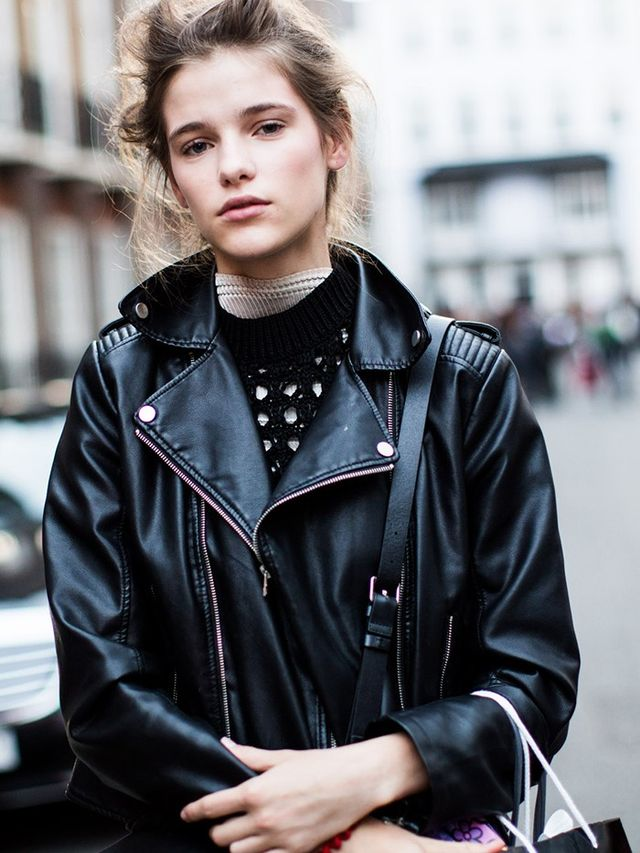 Leather biker jacketsdon't spend long hanging up in wardrobes within the M25because they are in constant use. Be it worn over ablouse for work, thrown on at the weekend for a...