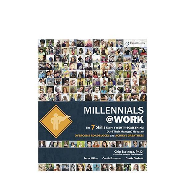 Chip Espinoza Millennials@Work