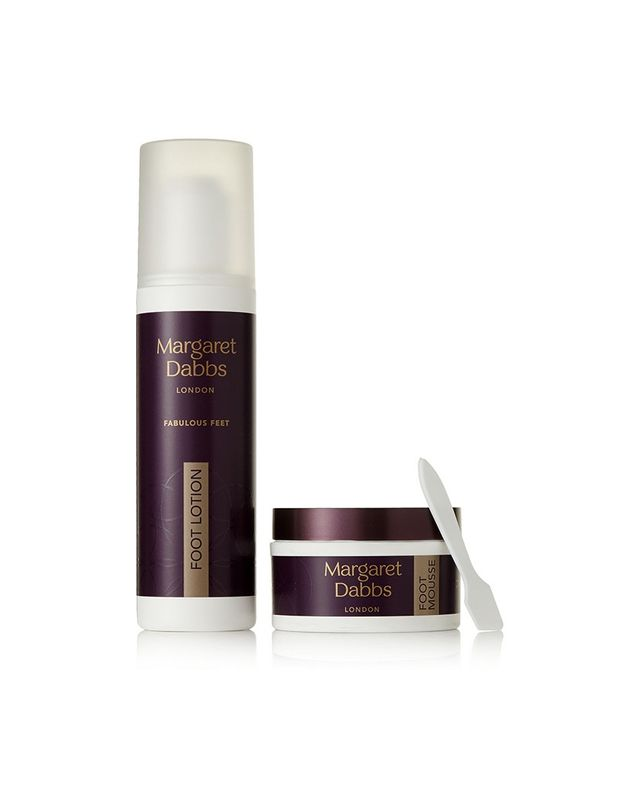 Margaret Dabbs Lotion & Mousse Gift Set