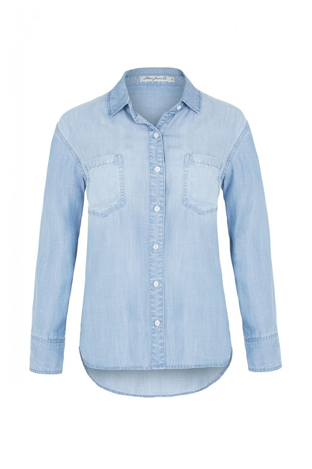 Mavi Anya Oversized Shirt