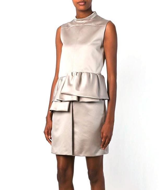 No21 Layered Ruffle Dress