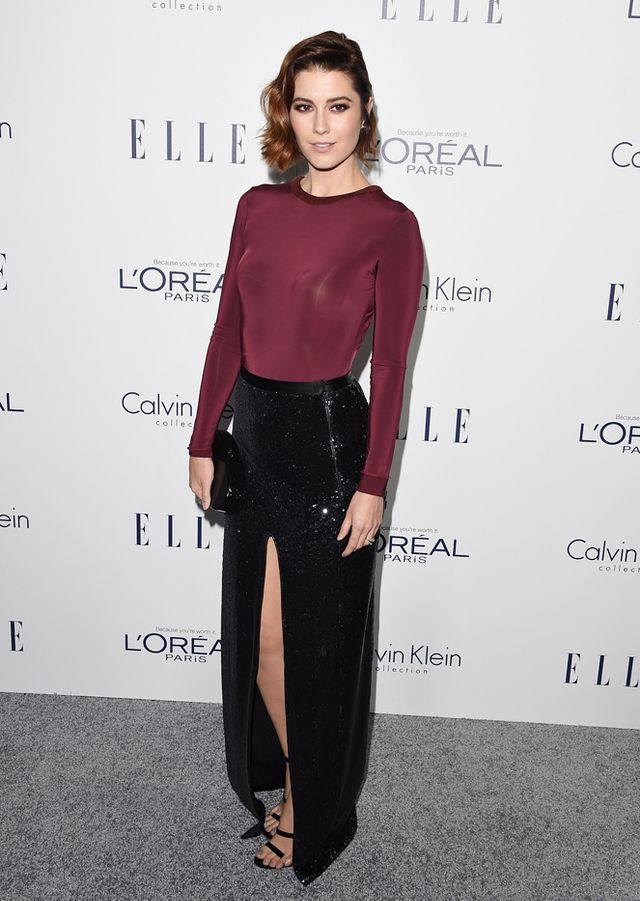 WHO: Mary Elizabeth Winstead