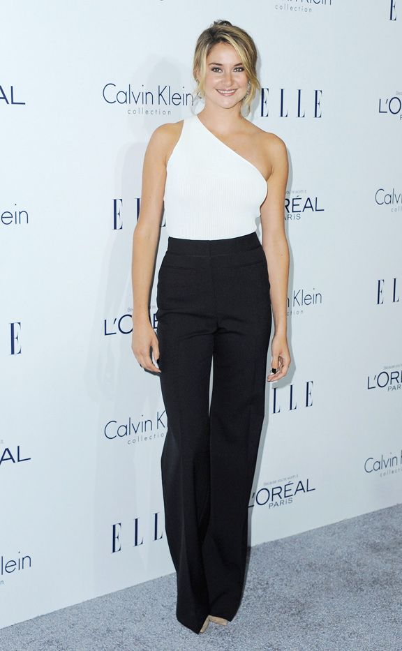 WHO: Shailene Woodley