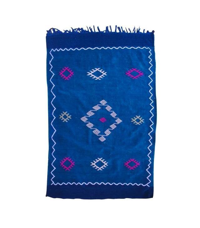 The Moroccan Room Vintage Moroccan Rug