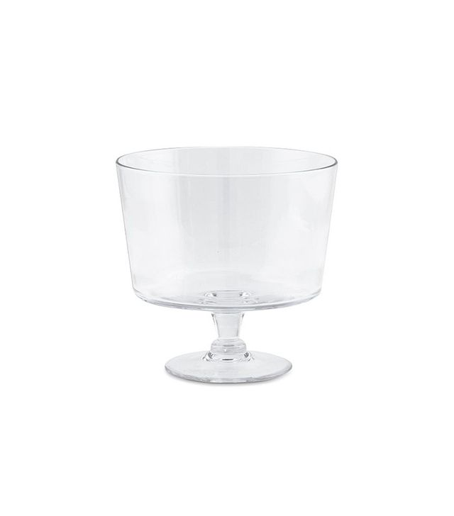Williams-Sonoma Glass Trifle Bowl