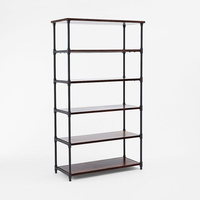 West Elm Pipe Bookcase
