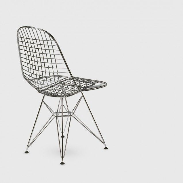 Eames Eames Wire Chair