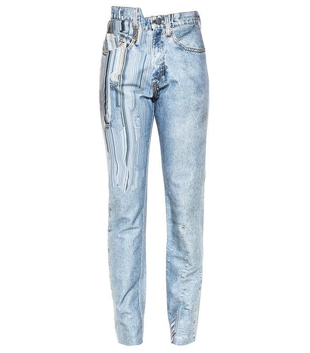 Faustine Steinmetz Smudged Jeans