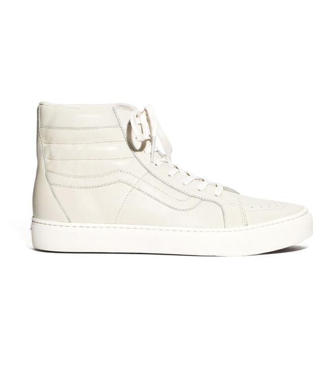 Vans SK8-Hi Leather Shoes